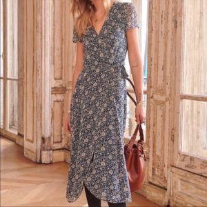 Sezane Dress sz 34 NWT